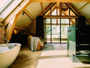 Kamer 1 - Luxe suite