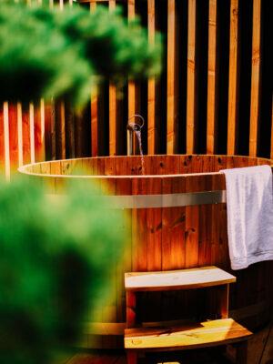 Ontdek onze luxe privé wellness