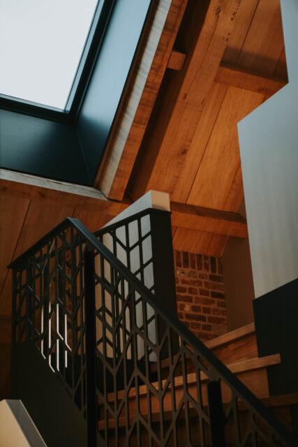 Eigen ontwerp trap
