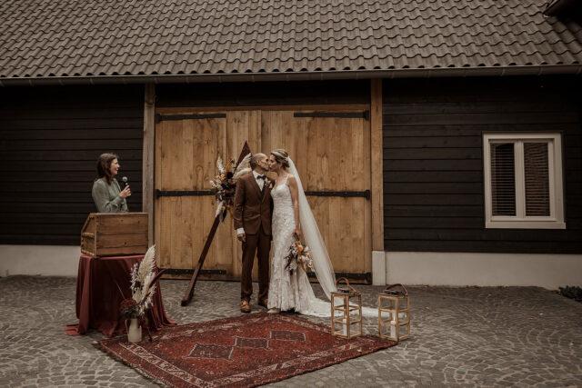 Bruiloft Glundr!